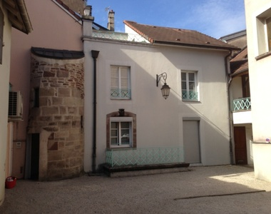 Location Appartement 33m² Luxeuil-les-Bains (70300) - photo