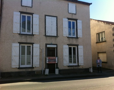 Vente Maison 4 pièces 150m² Randan (63310) - photo