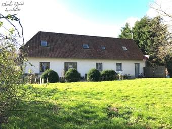 Vente Maison 7 pièces 233m² Campagne-lès-Hesdin (62870) - photo