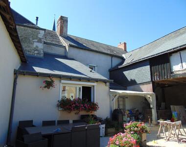 Vente Maison 8 pièces 140m² Marcilly-sur-Maulne (37330) - photo