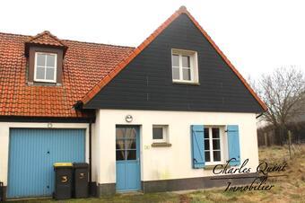Vente Maison 6 pièces 90m² Hucqueliers (62650) - photo