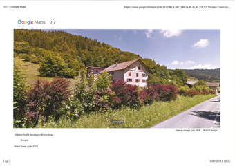 Vente Maison 2 068m² Habère-Poche (74420) - photo