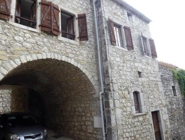 Sale House 4 rooms 134m² Chauzon (07120) - photo