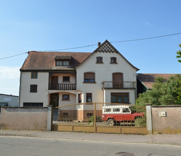 Vente Maison 6 pièces 192m² Sélestat (67600) - photo