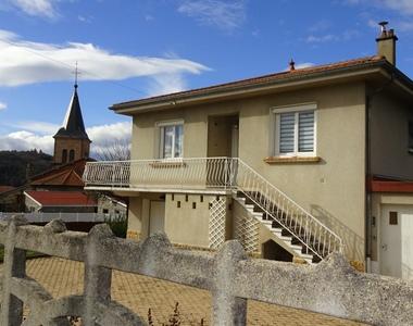 Vente Maison 5 pièces 95m² Unieux (42240) - photo