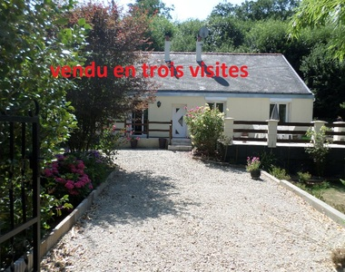 Vente Maison 7 pièces 165m² Savenay (44260) - photo