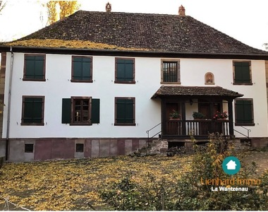 Sale House 8 rooms 240m² Landersheim (67700) - photo