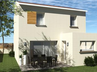 Vente Maison 4 pièces 80m² Bourg-lès-Valence (26500) - Photo 1