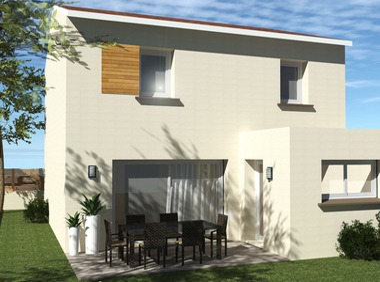 Sale House 4 rooms 80m² Bourg-lès-Valence (26500) - photo