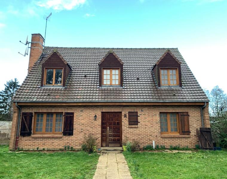 Vente Maison 6 pièces 160m² Chauny (02300) - photo