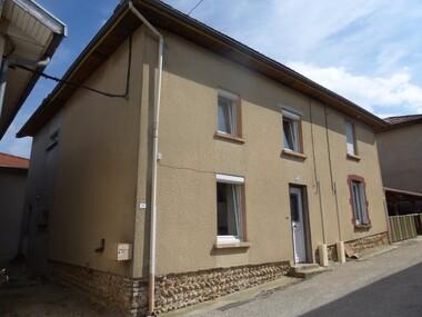 Vente Maison 5 pièces 130m² Pommier-de-Beaurepaire (38260) - photo