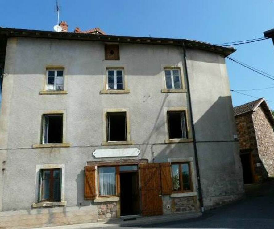 Vente Maison 4 pièces 123m² Ranchal (69470) - photo