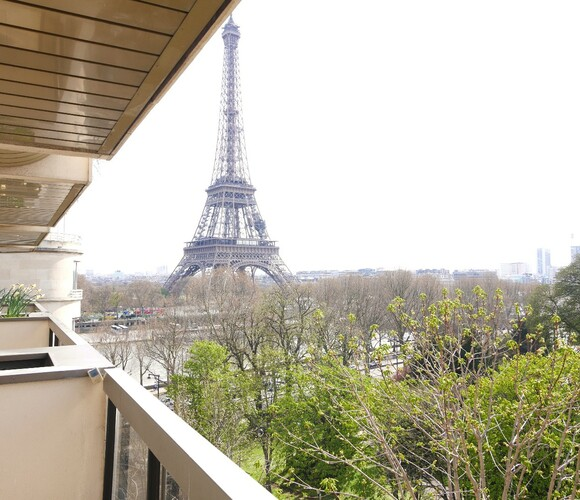 Location Appartement 2 pièces 55m² Paris 16 (75016) - photo