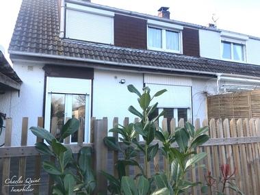 Vente Maison 4 pièces 78m² Beaurainville (62990) - photo
