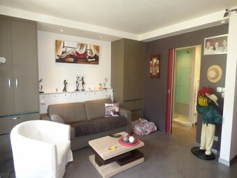 Vente Appartement 1 pièce 28m² Seyssinet-Pariset (38170) - photo