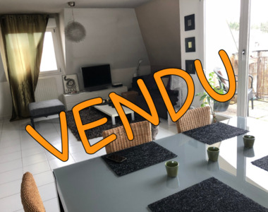 Vente Appartement 4 pièces 77m² Mulhouse (68200) - photo