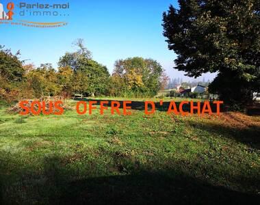 Vente Terrain 946m² Châtonnay (38440) - photo