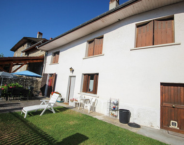 Vente Maison 4 pièces 124m² Saint-Vincent-de-Mercuze (38660) - photo