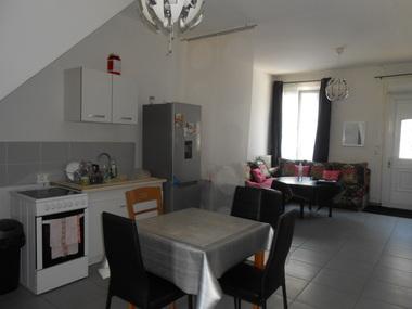 Location Maison 3 pièces 65m² Chauny (02300) - photo