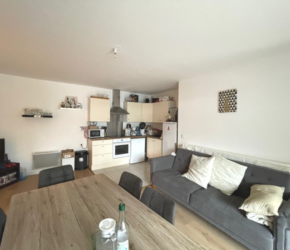 Vente Appartement 2 pièces 46m² Amiens (80000) - photo
