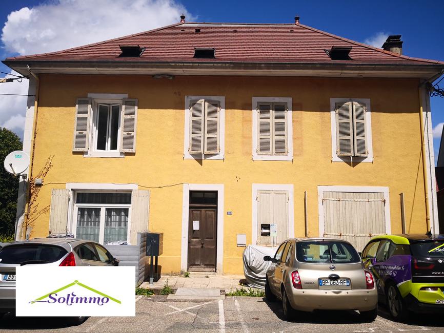 Vente Appartement 64m² Saint-Laurent-du-Pont (38380) - photo
