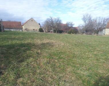 Vente Terrain 1 200m² Brugheas (03700) - photo
