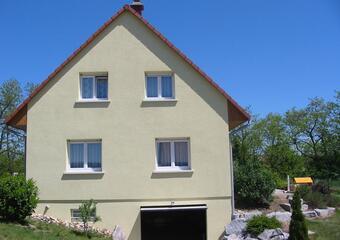 Location Maison 6 pièces 108m² HABSHEIM - photo