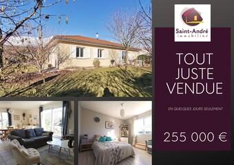 Vente Maison 6 pièces 123m² La Côte-Saint-André (38260) - photo