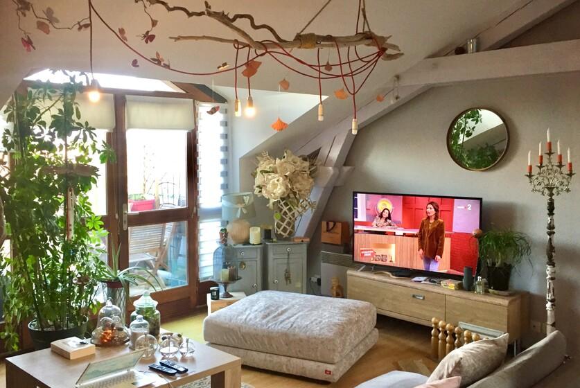 Vente Appartement 4 pièces 94m² Tournon-sur-Rhône (07300) - photo