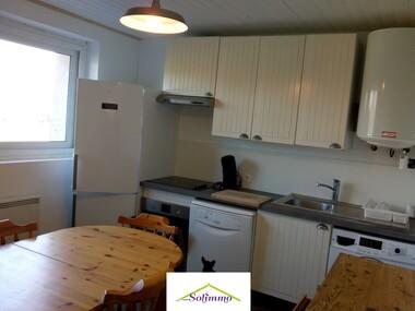 Location Appartement 2 pièces 35m² Le Pont-de-Beauvoisin (73330) - photo