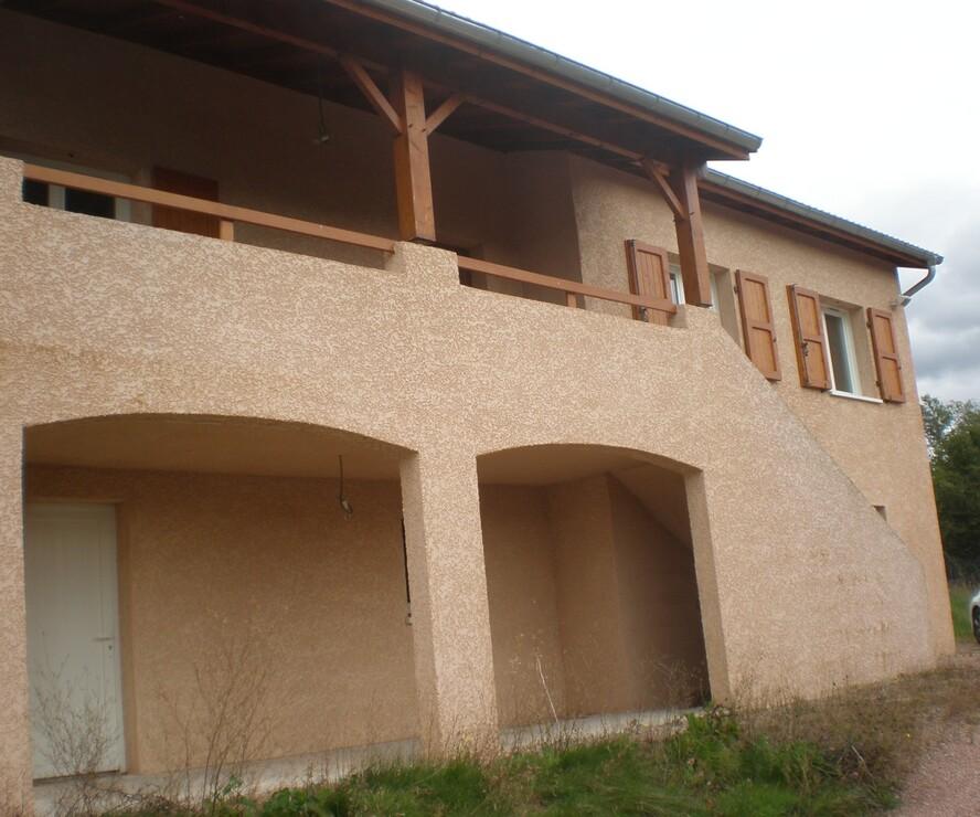 Location Maison 4 pièces 100m² Cours-la-Ville (69470) - photo