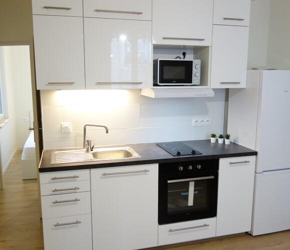 Location Appartement 2 pièces 25m² Grenoble (38000) - photo