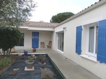 Vente Maison 5 pièces 112m² La Rochelle (17000) - photo