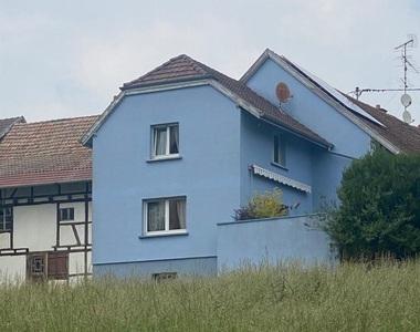 Vente Maison 5 pièces 130m² Waldighofen (68640) - photo