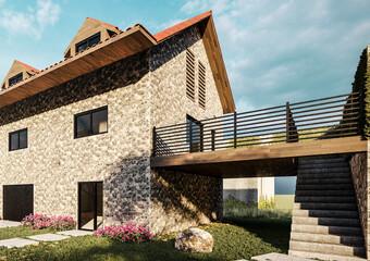 Vente Maison 6 pièces 140m² Saint-Nazaire-les-Eymes (38330) - photo
