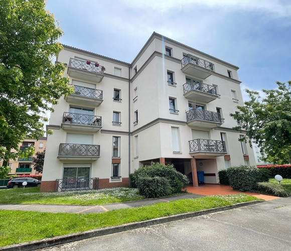 Vente Appartement 2 pièces 50m² Toulouse (31100) - photo