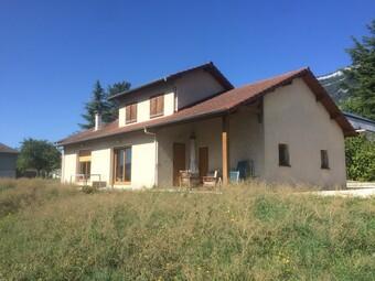 Vente Maison 5 pièces 144m² Saint-Nazaire-les-Eymes (38330) - photo