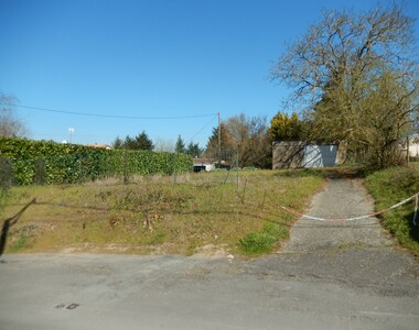 Vente Terrain 514m² Parthenay (79200) - photo
