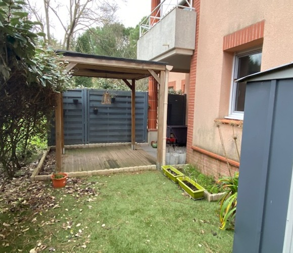 Location Appartement 2 pièces 41m² Toulouse (31100) - photo