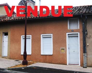 Vente Maison 2 pièces 55m² SAMATAN-LOMBEZ - photo