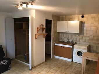 Location Appartement 1 pièce 16m² Venon (38610) - Photo 1