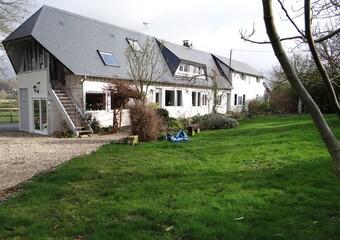Vente Maison 10 pièces 270m² Saint-Nicolas-de-Bliquetuit (76940) - photo