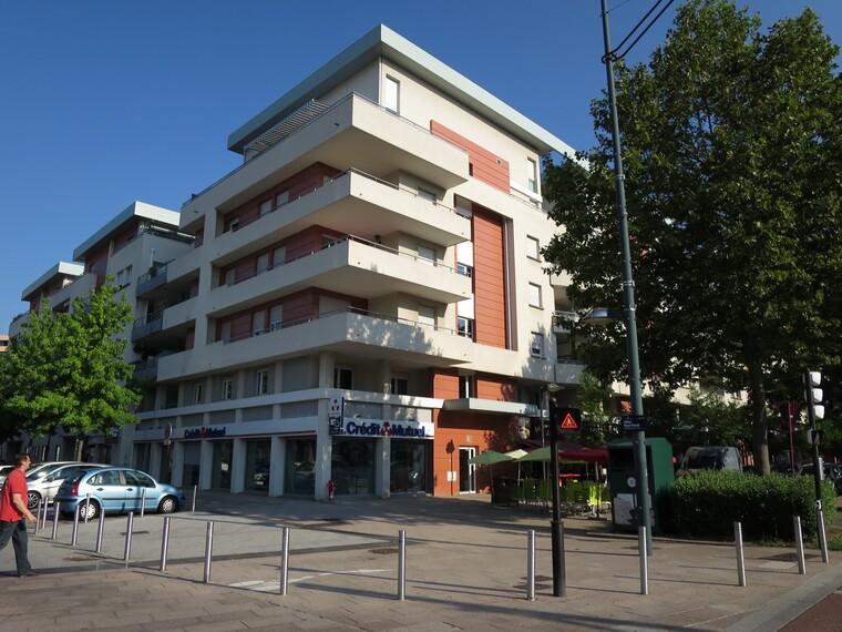 Location Appartement 1 pièce 29m² Échirolles (38130) - photo