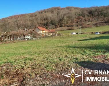 Vente Terrain 965m² Le Pin (38730) - photo