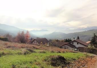 Vente Terrain 670m² Saint-Martin-d'Uriage (38410) - photo