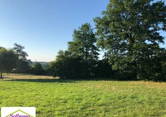 Vente Terrain 940m² Saint-Ondras (38490) - Photo 1