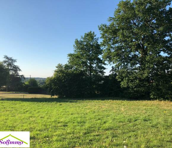 Vente Terrain 940m² Les Abrets (38490) - photo