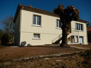 Vente Maison 5 pièces 75m² Châtillon-sur-Thouet (79200) - photo