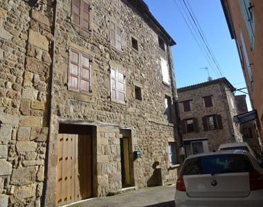 Vente Maison 7 pièces 165m² Saint-Félicien (07410) - photo