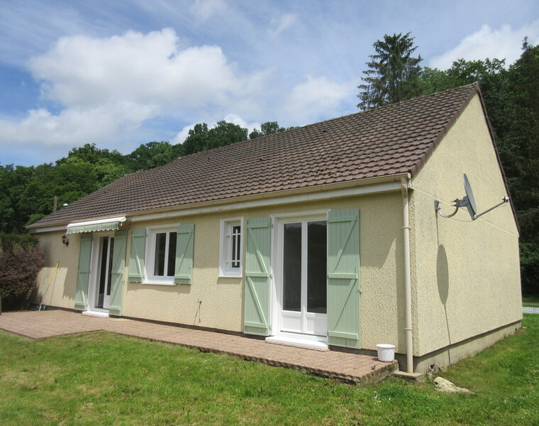 Location Maison 3 pièces 79m² Houlbec-Cocherel (27120) - photo
